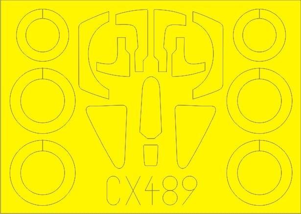 【新製品】CX489)Su-17M3