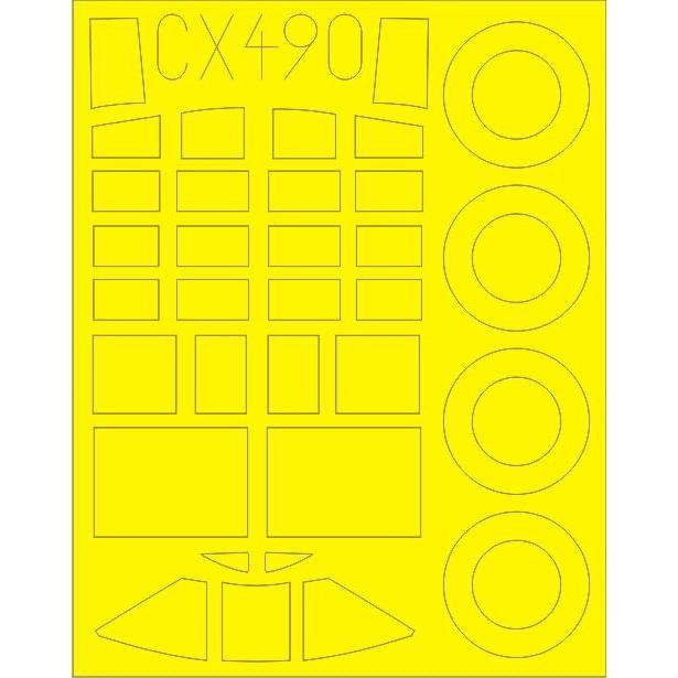 【新製品】CX490)SB2C-5 ヘルダイバー