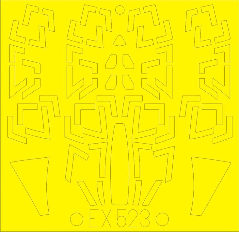 【新製品】EX523)MiG-31B/BS