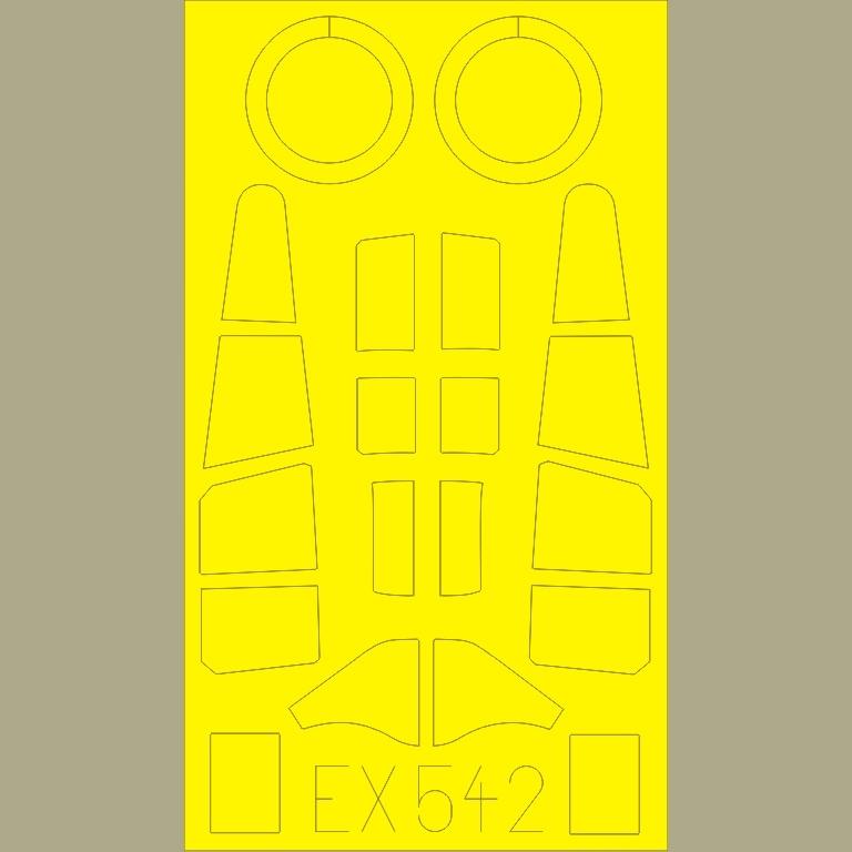 【新製品】EX542)P-40C