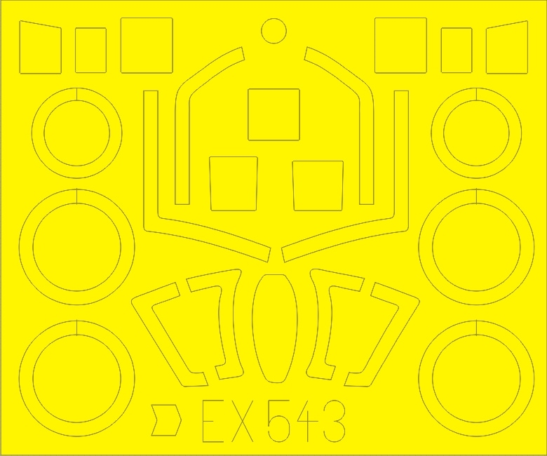 【新製品】EX543)F2H-2 バンシー