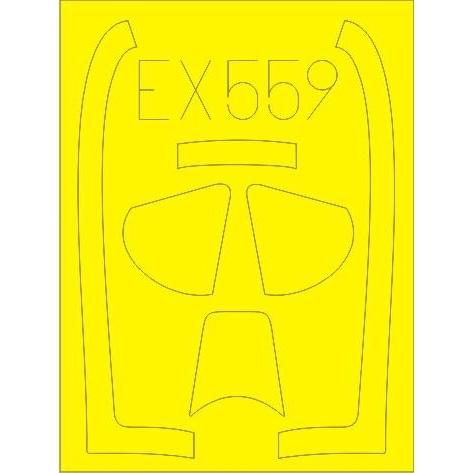 【新製品】EX559)P-51D