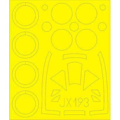 【新製品】JX193)ホーカー テンペスト Mk.V