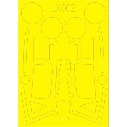 【新製品】LX002)ホーカー タイフーン Mk.Ib カードア