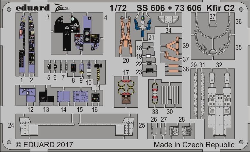 【新製品】73606)塗装済 クフィル C2