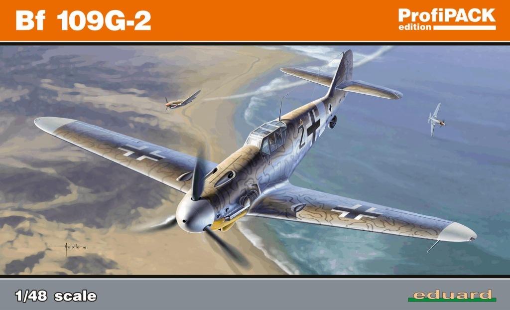 【新製品】82116)メッサーシュミット Bf109G-2 プロフィパック