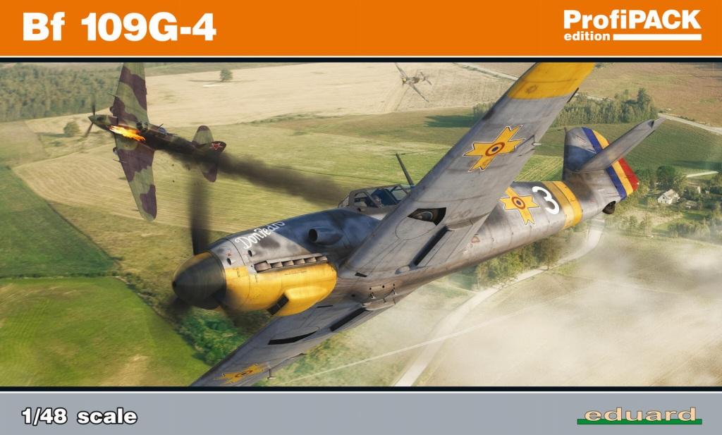 【新製品】82117)メッサーシュミット Bf109G-4 プロフィパック