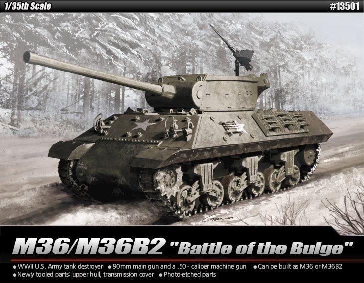 【新製品】13501)M36/M36B2 ジャクソン バトル・オブ・バルジ