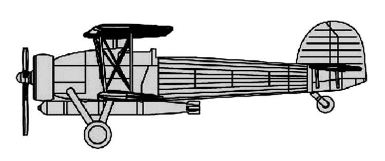 【新製品】06274)フェアリー ソードフィッシュ艦上雷撃機
