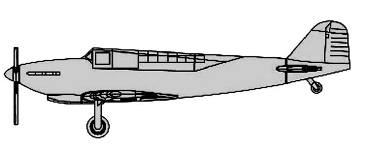 【新製品】06275)フェアリー フルマーMk.I 艦上戦闘機