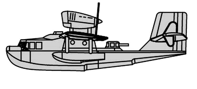 【新製品】06277)ロワール 艦載飛行艇