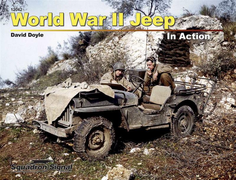 【新製品】12042)WWII ジープ インアクション