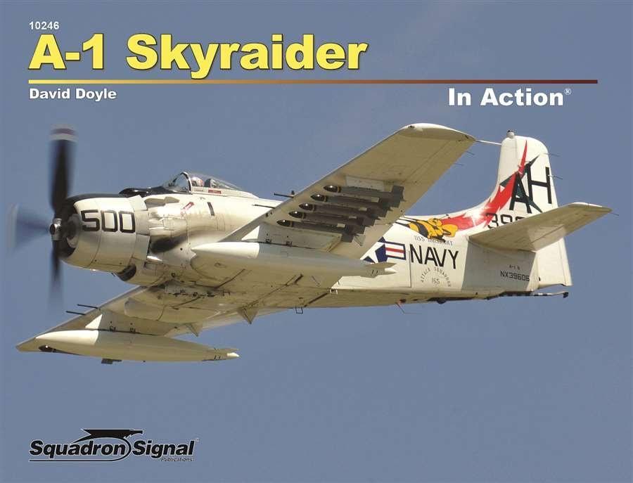 【新製品】10246)A-1 スカイレーダー インアクション