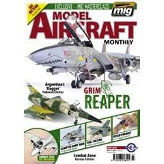 【新製品】MODEL Aircraft 15-07)GRIM RRAPER