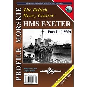【新製品】PROFILE MORSKIE No.111)英国海軍 重巡洋艦 エクセター 1939