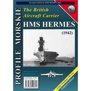 【新製品】PROFILE MORSKIE No.112)英国海軍 航空母艦 ハーミーズ