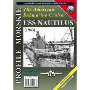 【新製品】PROFILE MORSKIE No.113)米国海軍 潜水艦 ノーチラス 1943