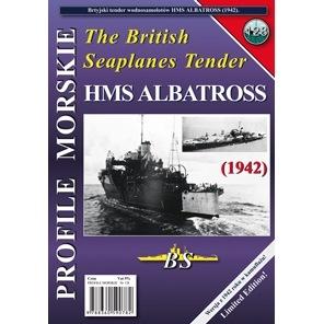【新製品】PROFILE MORSKIE No.128)英国海軍 水上機母艦 アルバトロス 1942