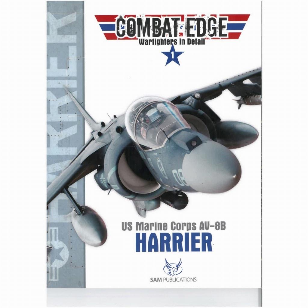 【新製品】COMBAT EDGE 1)AV-2B ハリアー アメリカ海兵隊