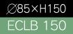 ECLB150へ
