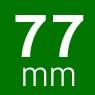 カモフラージュ77mm