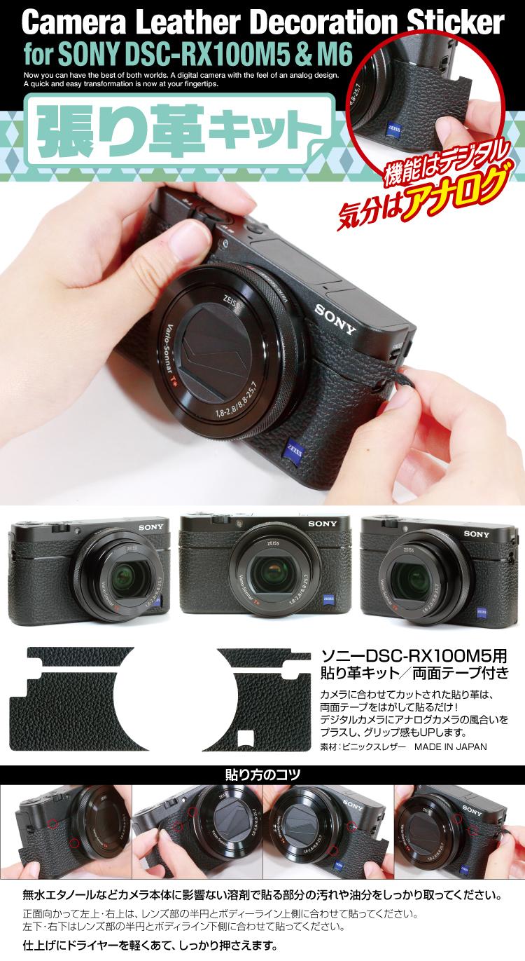 RX-100M5 & M6