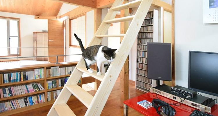 北欧産ワイドステップ木製ロフト階段のまとめ
