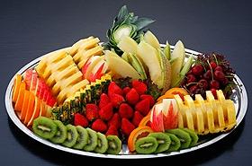 季節のフルーツ盛合せ