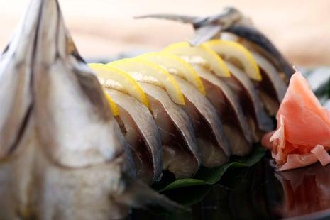 サバ姿寿司