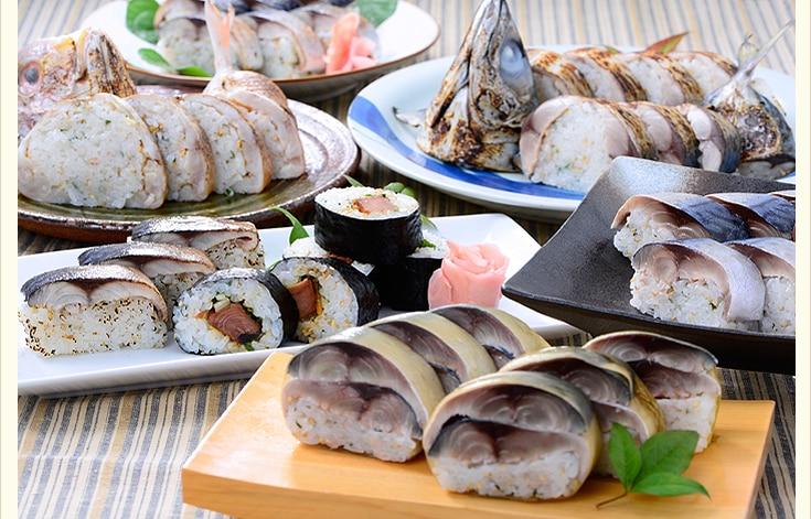 本池澤の寿司