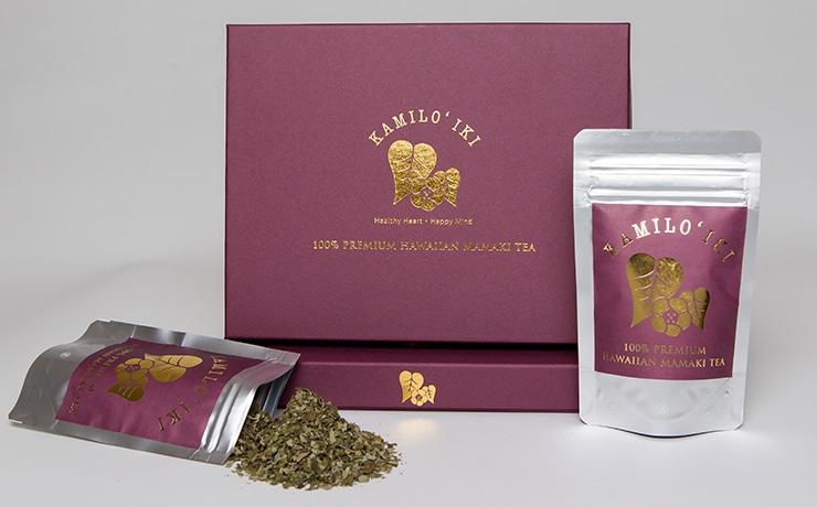 ハワイの健康茶ママキ ティー