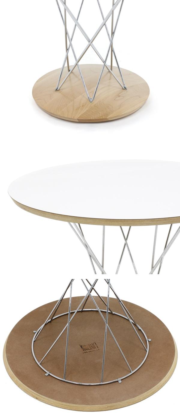 MODERNICA,Cyclone End Table,モダニカ,サイクロン,エンド,サイド,テーブル,イサムノグチ,デザイン
