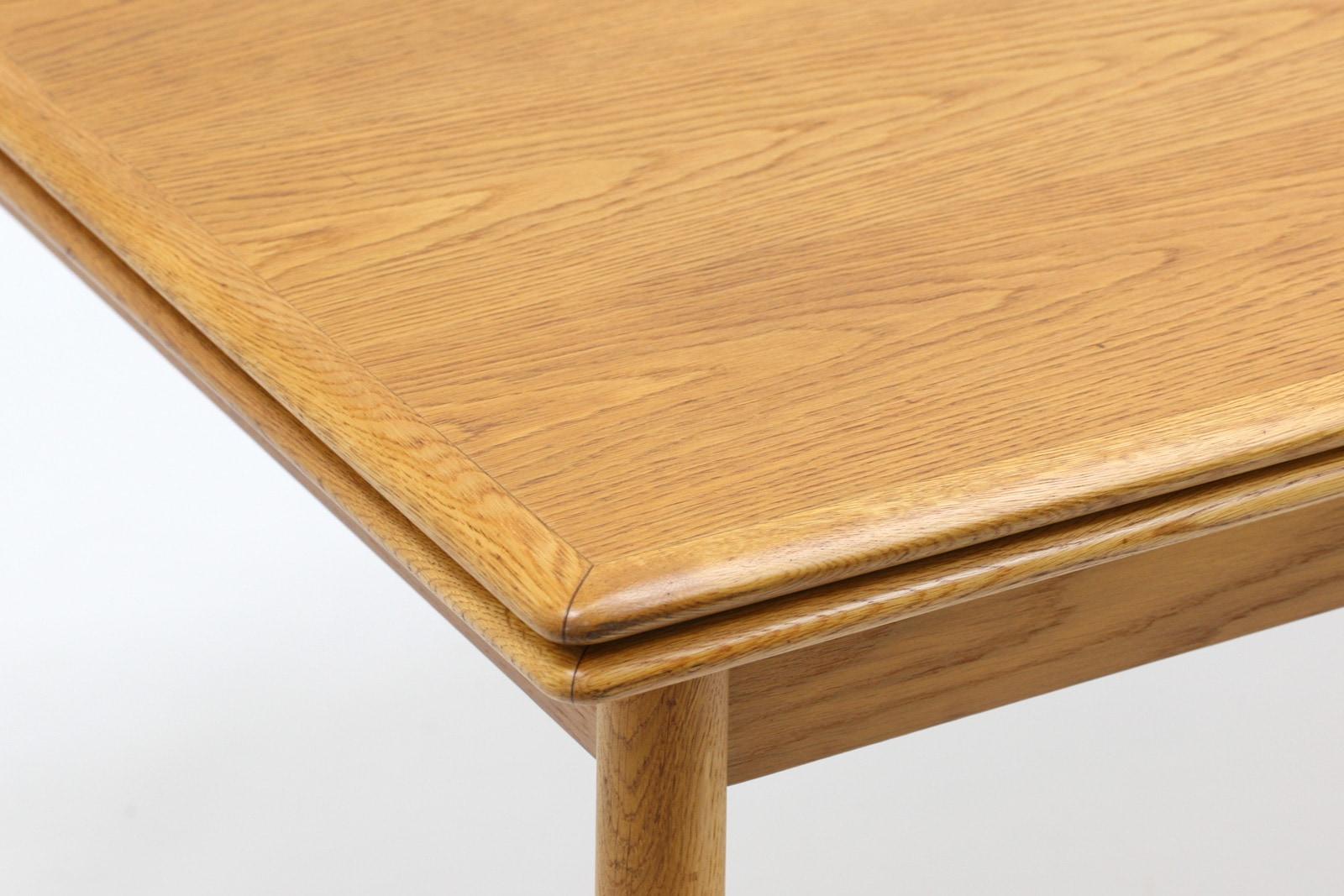北欧,家具,ヴィンテージ,ダイニングテーブル,オーク材,140cm
