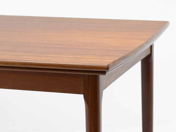 ダイニングテーブル,北欧,伸縮,ビンテージ,デンマーク家具,Ejvind Hansen's Mobelsnedkeri