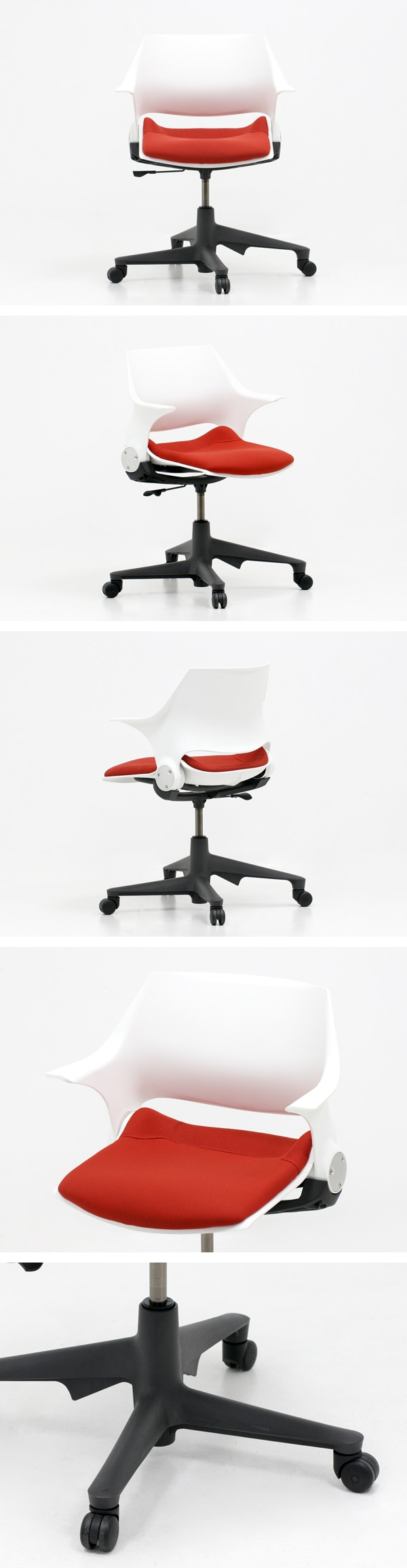VECTA,ヴェクタ,Rocky 4 Star,ネスティングチェア,中古,椅子,オフィスチェア,デザイナーズ家具,アメリカ,おすすめ