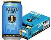 東京クラフト〈ペールエール〉 350ml×24缶ケース