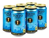 東京クラフト〈ペールエール〉 350ml×6缶