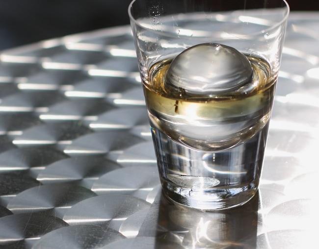 Goods Bar×Sghr 匠と創るウイスキーグラス 03:ロックグラス「霞月」
