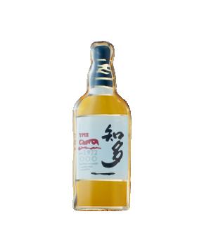 サントリーウイスキー「知多」ピンバッチ