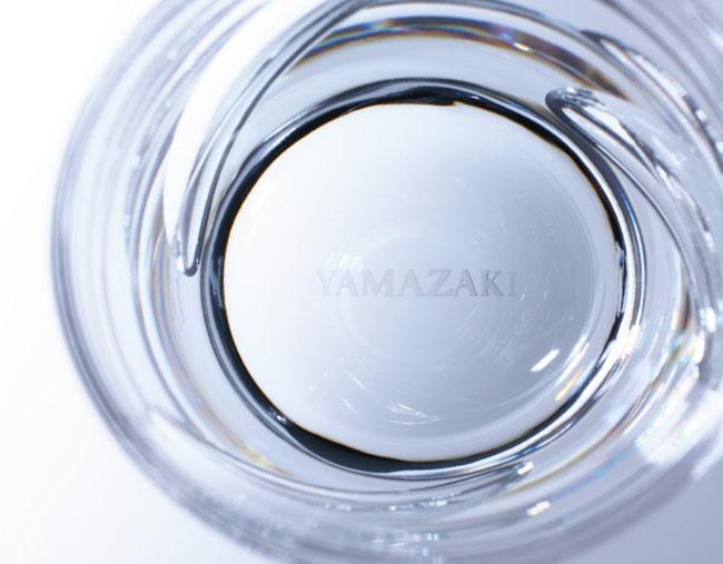 山崎×タケオキクチ クリスタルショットグラス