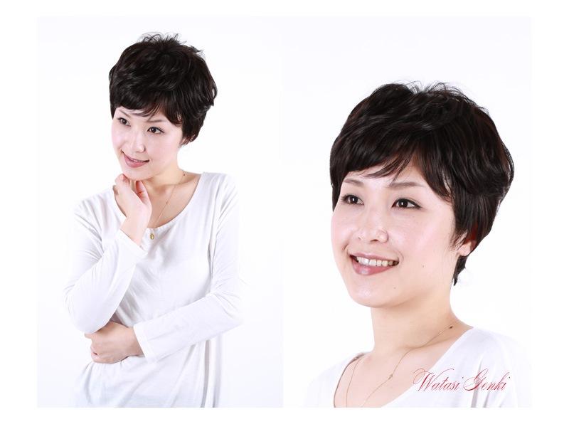 人毛の自然さと繊維の形状記憶効果の最適ミックス!医療用としてもOK!抗菌・防臭・UVカット加工・人工皮膚・耐熱