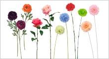 造花フラワーブッシュ