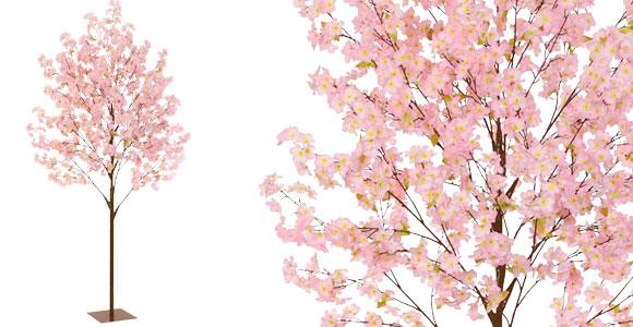 270cm桜ツリースタンド