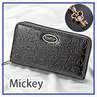 ミッキー財布