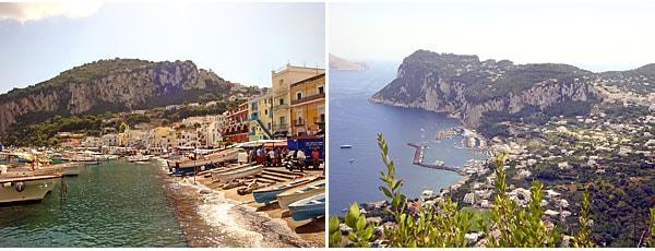 南イタリア島の丘