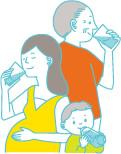 赤ちゃんや妊婦、お年寄りが飲んでも大丈夫ですか?