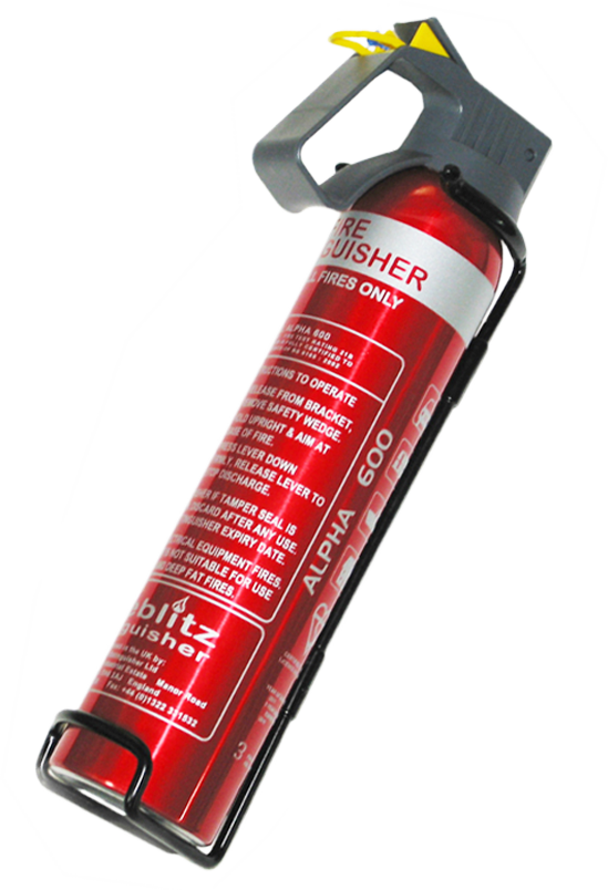 魅せる消火器