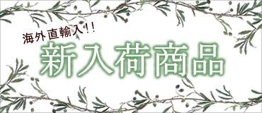 日本初上陸・新商品大量入荷!
