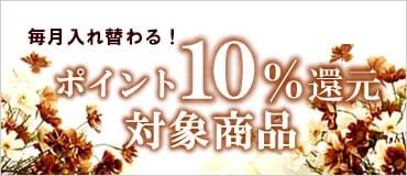 10%ポイント還元!目玉商品