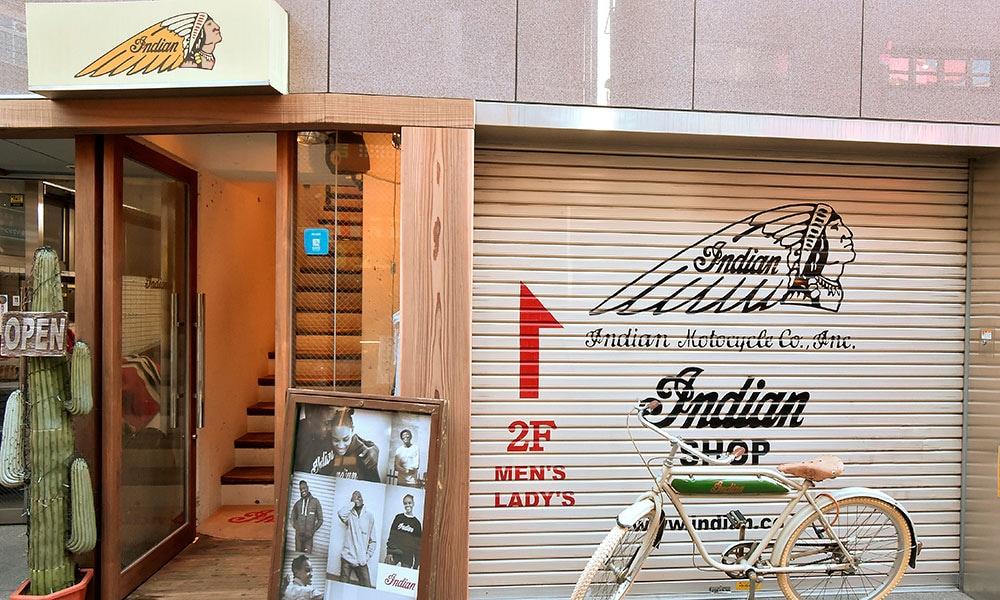 東京店内観